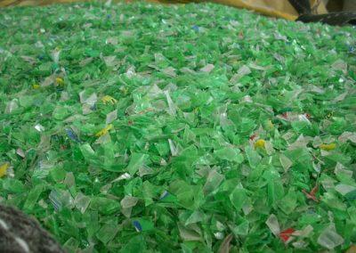 Ref verde molido