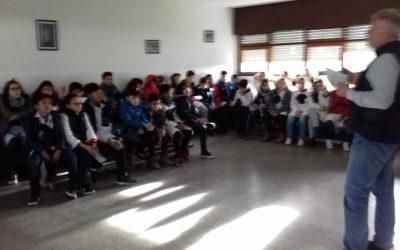 Visita de Escuela Nº2 de Artigas